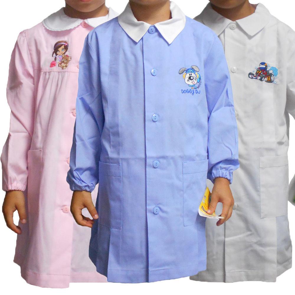 Grembiule-asilo-bambino-bambina-quadretti-rosa-celeste-bianco
