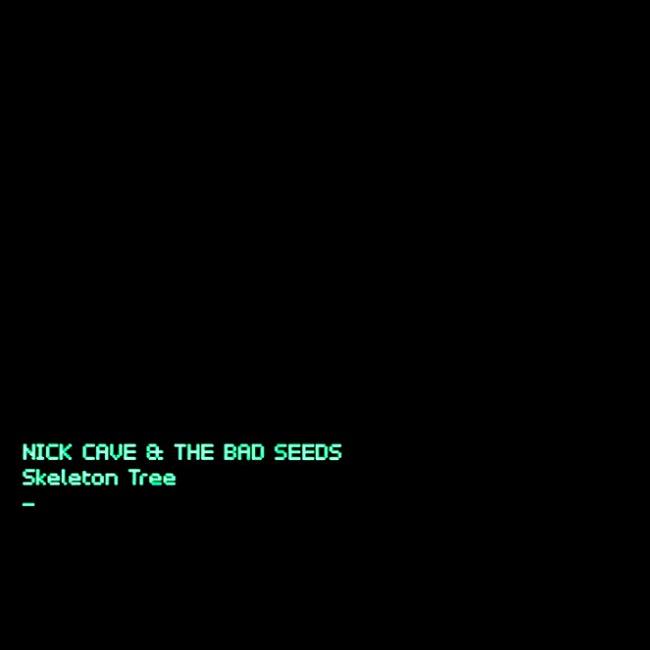 """La copertina di """"Skeleton Tree"""", il nuovo album di Nick Cave (nickcave.com)"""