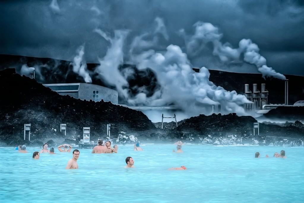 islanda piscina