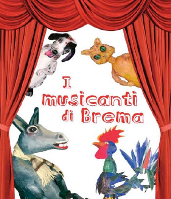 La locandina di I musicanti di Brema