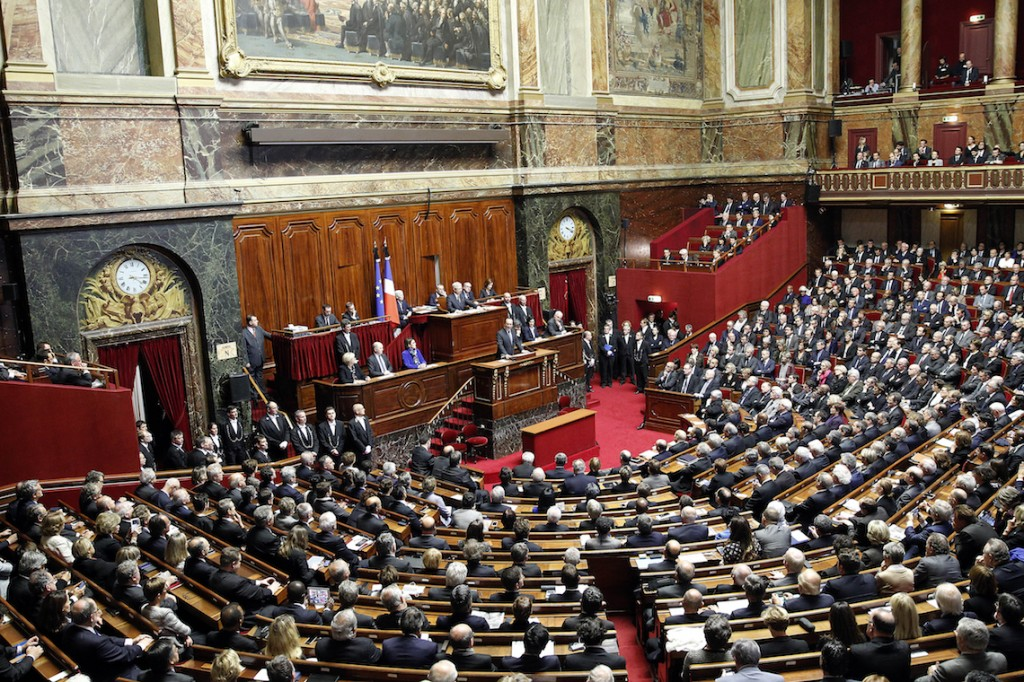 L'Assemblea nazionale francese: il primo passo è fatto