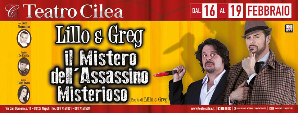 il-mistero-dell'assassino-misterioso-lillo-e-greg-napoli