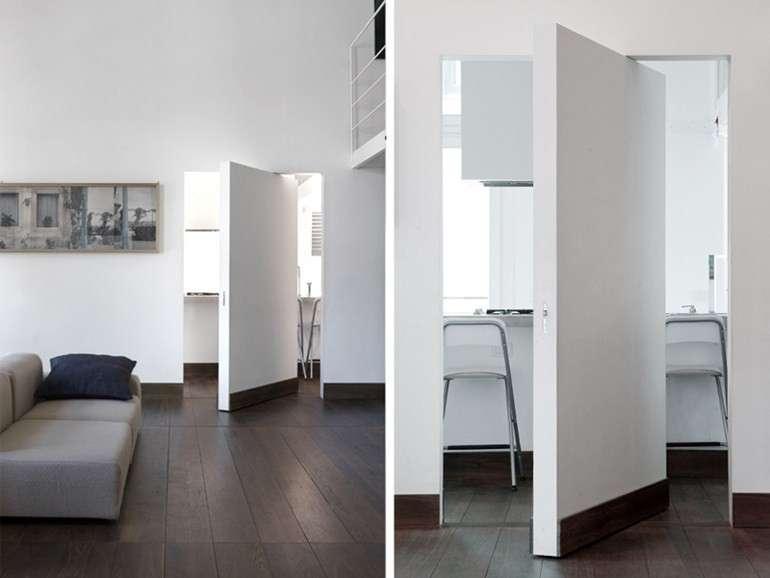 Conosciuto Le pareti mobili divisorie come soluzione rapida per creare ambienti CI14