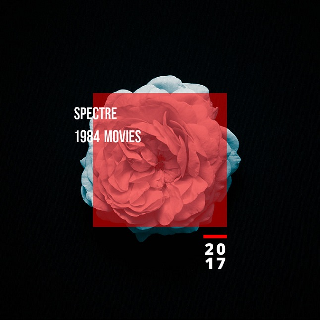 """La copertina di """"1984 movies"""", il nuovo ep di Spectre"""