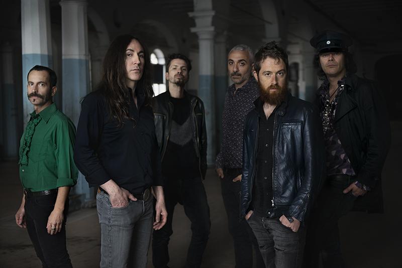 La band milanese Afterhours (credit: ufficio stampa Prato è Spettacolo)