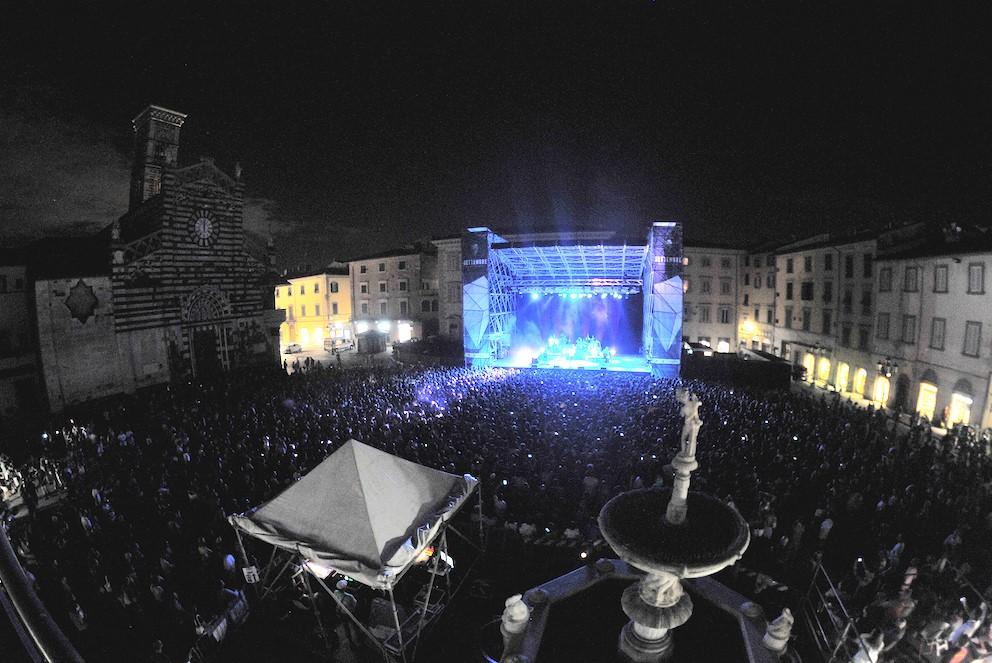 La location del Festival, Piazza Duomo di Prato (credit: ufficio stampa Prato è Spettacolo)