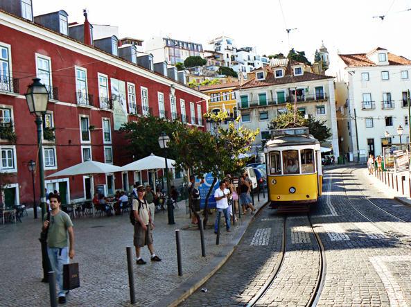 Uno stralcio di Lisbona