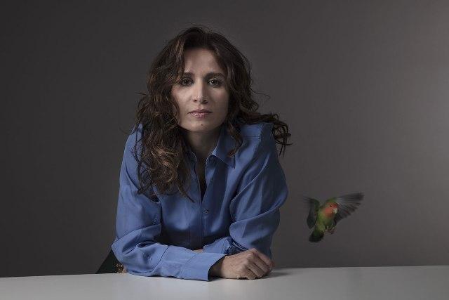 La cantante Chiara Civello (chiaracivello.com)
