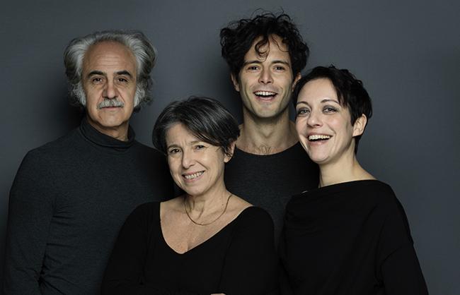 I 4 attori