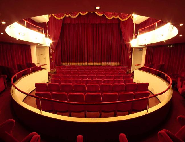 Il teatro Cometa