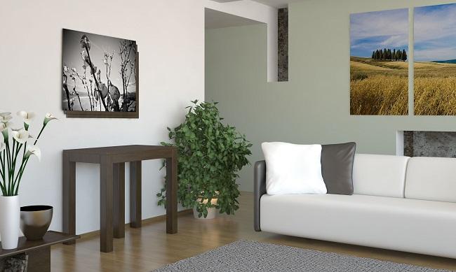 Belli allungabili e funzionali ecco i nuovi mobili per for Produttori tavoli allungabili