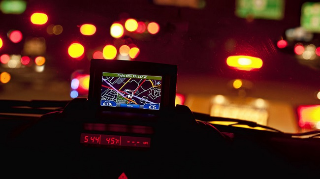GPS-backup