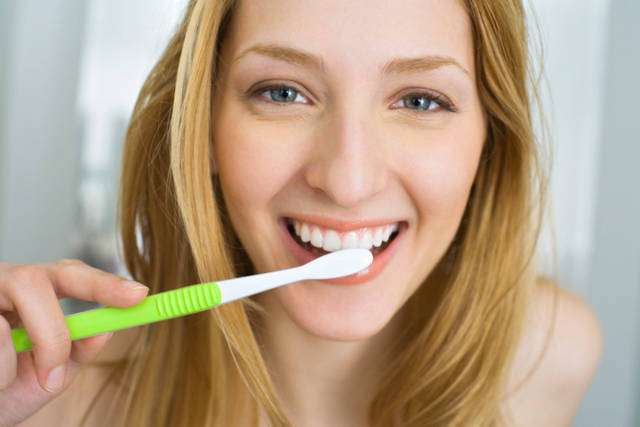 denti lavare