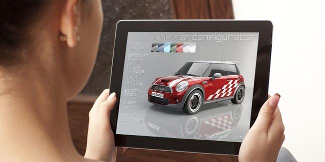 configuratore online auto