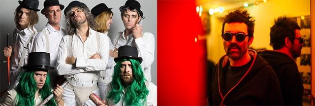 Flaming Lips e Eels per un doppio live (http://www.settembreprato.it/)