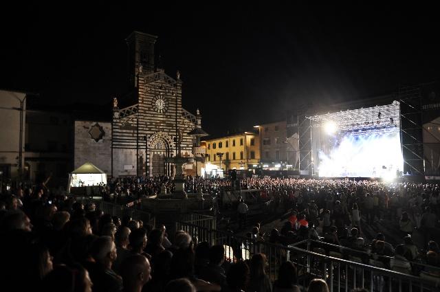 Piazza Duomo di Prato durante il Festival (http://www.settembreprato.it/)