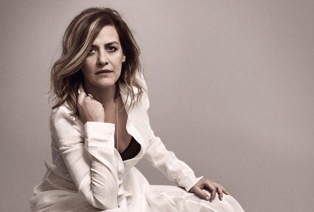 La cantante toscana Irene Grandi (credit: Marco Lanza)
