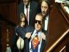 Berlusconi versione Superman
