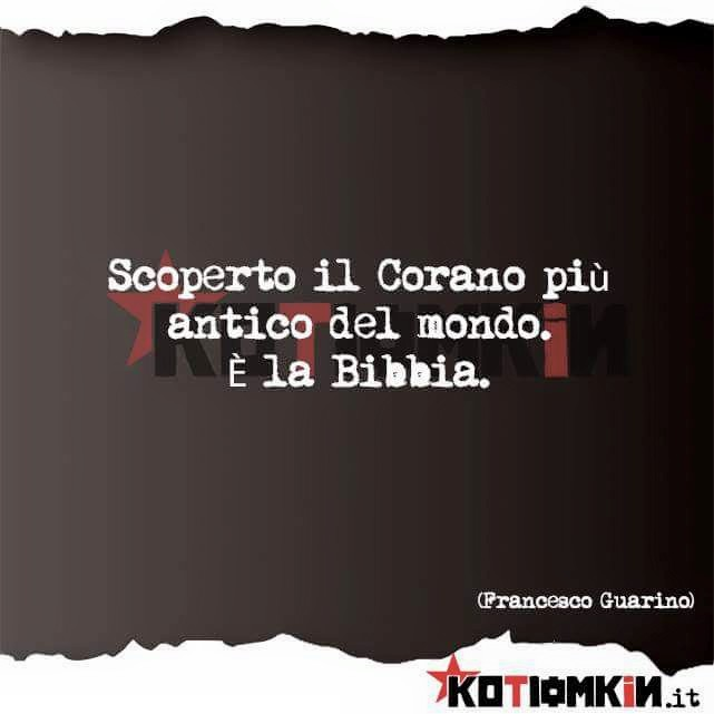 kotiomkin-corano-bibbia