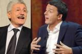 D'Alema attacca Renzi: 'contro di me linciaggio di tipo staliniano'