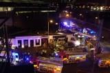 Glasgow, elicottero precipita su un pub: ci sono vittime