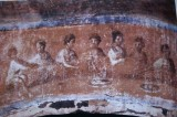 Catacombe di Priscilla, scoperti affreschi con donne sacerdotesse