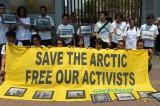 """Arctic30: cosa spinge a rendersi """"colpevoli di pacifismo"""""""