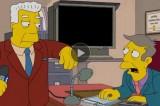 Video – 'Parlamento italiano corrotto': parola di Simpson