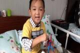 Foto – Protesi oculari per il bimbo cui la zia aveva cavato gli occhi