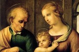 La Sacra Famiglia di Raffaello a Palazzo Madama di Torino