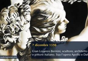 Gian Lorenzo Bernini, massimo architetto e scultore barocco