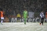 Galatasaray – Juventus, rinviata: vince il maltempo. Si riprende mercoledì alle 14