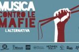 'Musica contro le mafie', presentato il film documentario