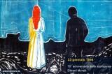 Edvard Munch: settant'anni dalla morte del pittore dell'angoscia