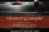 Observing people, mostra fotografica costruita su sguardi e emozioni