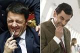 FOTO Renzi come Mr Bean anche in Germania
