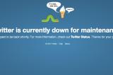 Twitter non funziona. Problemi tecnici