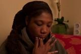 Brittoni, la ragazza che mangia ombretti e phard