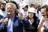 No Tav: Grillo condannato per la violazione dei sigilli a Chiomonte