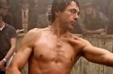 Robert Downey Jr si allena per The Avengers 2: un corpo tutto muscoli