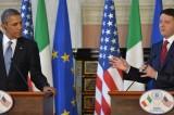 Le parole di Obama e Renzi nella conferenza stampa congiunta