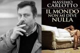 'Il mondo non mi deve nulla': Il ritorno noir di Massimo Carlotto