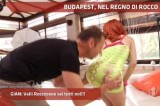 VIDEO Con Rocco Siffredi sul set del nuovo film porno