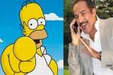 Arriva la nuova stagione dei Simpson: il nuovo Homer è Massimo Lopez