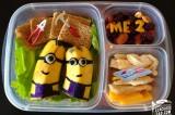 Lunchbox Dad, se i bambini mangiano cartoni animati in pausa pranzo