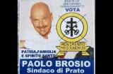 Paolo Brosio candidato a Prato col Movimento Medjugorje: la bufala