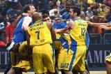 Eurolega: trionfa il Maccabi Tel Aviv, piegato il Real Madrid