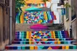 Le 15 scalinate artistiche più belle del mondo