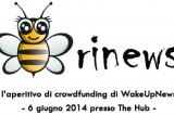 AperiNEWS: l'aperitivo di crowdfunding di WakeUpNews