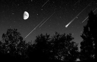 Meteoriti sull'Italia, stanotte la pioggia di maggio